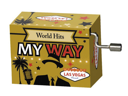 Spieluhr, My Way, World-Hits 5