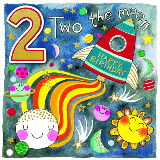 Chatterbox - Age 2 - To the Moon