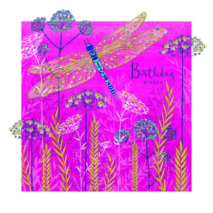 Gallery - B'day Wishes/Dragonfly
