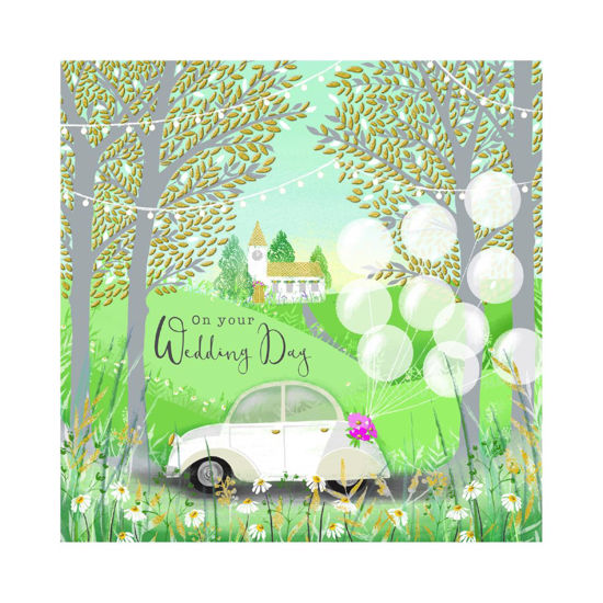Gallery - Wedding Day/Car & Church