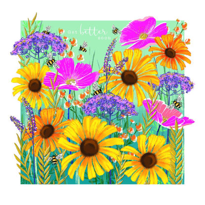 Gallery - Get Well Soon/Sunflowers