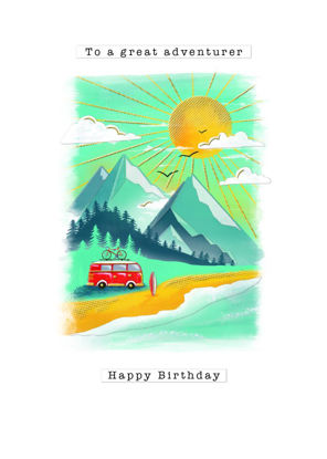 Pronto - Birthday/Camper Van Scene