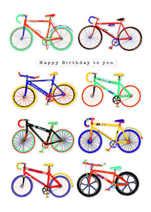 Pronto - Birthday/Bikes