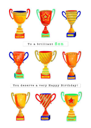 Pronto - Son Birthday/Trophies