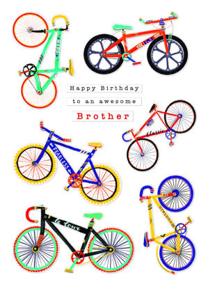 Pronto - Brother Birthday/Bikes