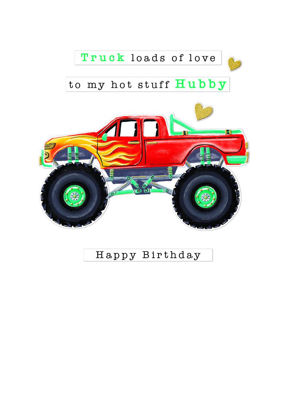 Pronto - Hubby Birthday/Monster Truck
