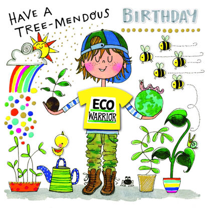 T-Party - Tree-mendous Birthday/Eco Warr
