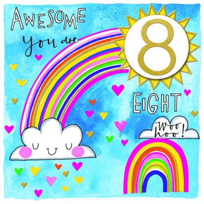 Chatterbox - Awesome You Are 8 Rainbows