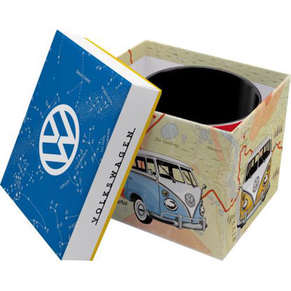 VW - Good In Shape Special Edition, Mugs, 8,5x9 cm, 330ml und Verpackung