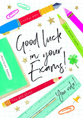 Bright Spark - Good Luck In Exams/Statio