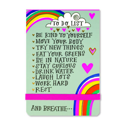 A7 Mini Notepads - To Do List