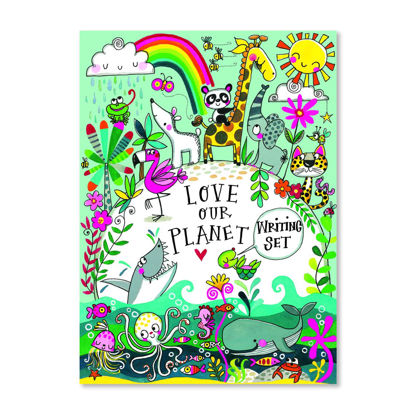Writing Set - Love Our Planet